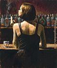 Fabian Perez The Most Beautiful One painting