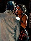 Fabian Perez The Proposal V painting
