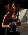 Fabian Perez The Proposal XI painting