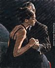 Fabian Perez The Proposal painting