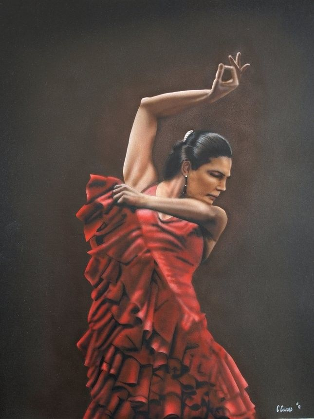 Flamenco Dancer Flamenco Dancer 3