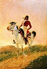 Frederic Remington Modern Comanche painting