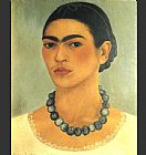 Frida Kahlo FridaKahlo-Self-Portrait-1933 painting