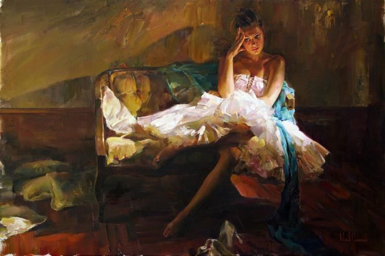 Garmash CONTEMPLATION
