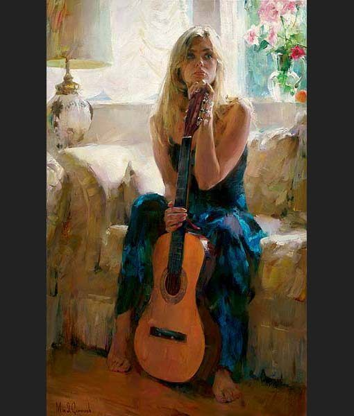Garmash Guitar Play
