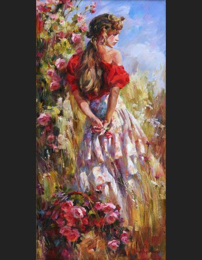Garmash IN THE FIELDS