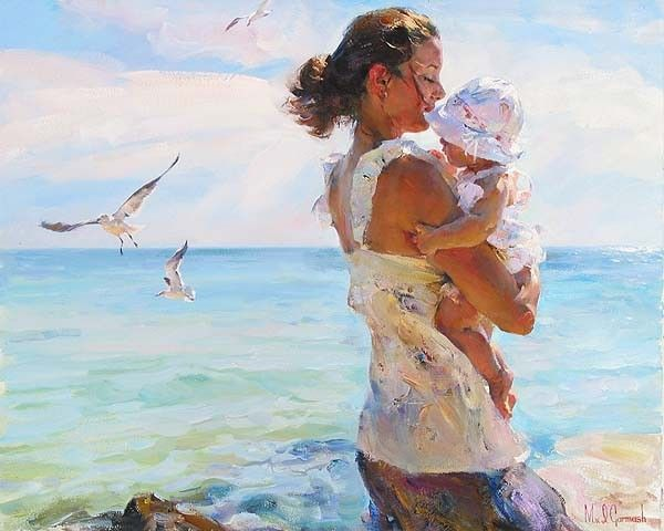 Garmash PROMISE FOR TOMORROW