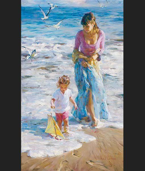 Garmash Precious Moment