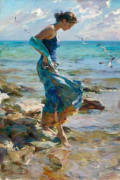 Garmash The Allure
