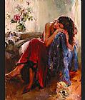 Garmash Dreaming of Love painting