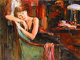 Garmash ENTRANCED painting