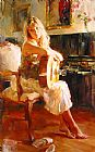 Garmash GOLDEN MOMENT painting