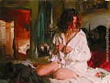 Garmash Michael & Inessa Garmash 5 painting