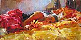 Garmash REVERIE painting