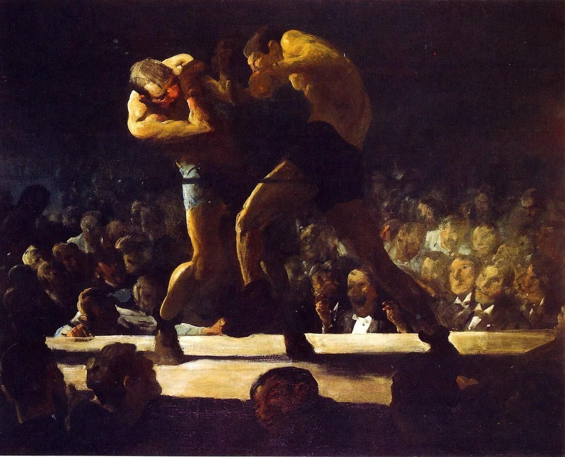 George Bellows Club Night