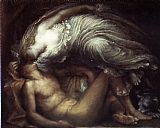 George Frederick Watts Endymion painting