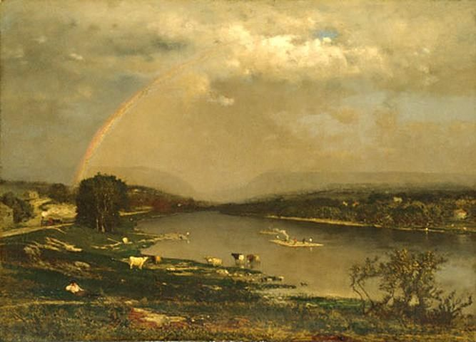 George Inness Delaware Water Gap