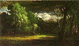 George Inness Medfield Massachusetts painting
