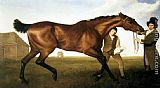 George Stubbs Hambletonion painting