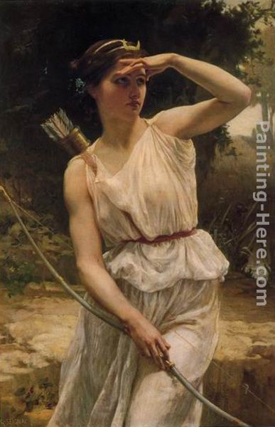 Guillaume Seignac Diana Hunting