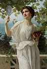 Guillaume Seignac Admiring Beauty painting