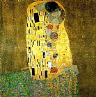 vincent van gogh Canvas Prints - The Kiss
