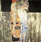 Abstract paintings - The Three Ages of Woman by Gustav Klimt