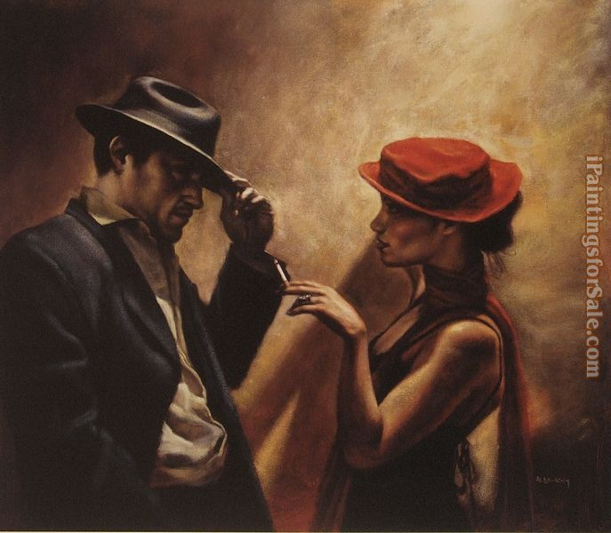 Hamish Blakely i am better at hello