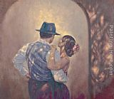 Hamish Blakely At last painting