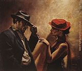 Hamish Blakely i am better at hello painting