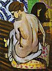 Henri Matisse Nude's Back painting