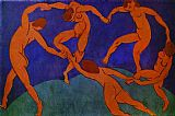 Henri Matisse The Dance painting