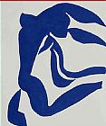 Henri Matisse The Flowing Hair painting