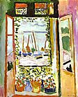 Henri Matisse The Window painting