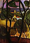 Henri Matisse View of Collioure painting