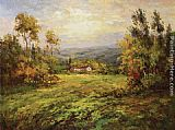 hulsey Paintings - Italian Country Home