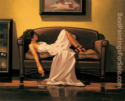 Jack Vettriano After The Thrill Is Gone