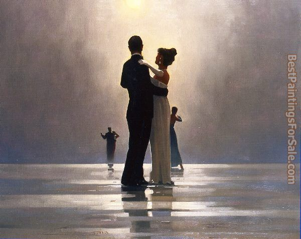 Jack Vettriano Dance Me to the End of Love I