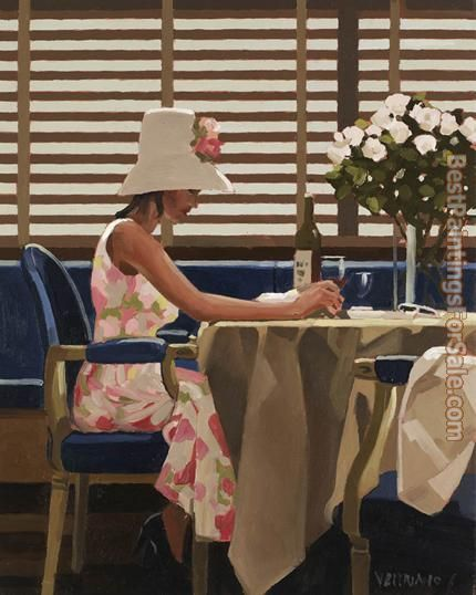 Jack Vettriano Days Of Wine And Roses II