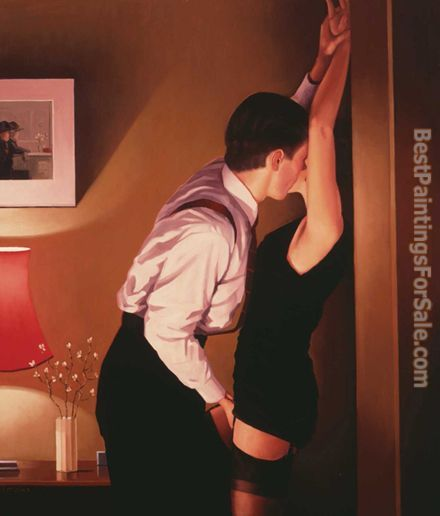 Jack Vettriano Game On