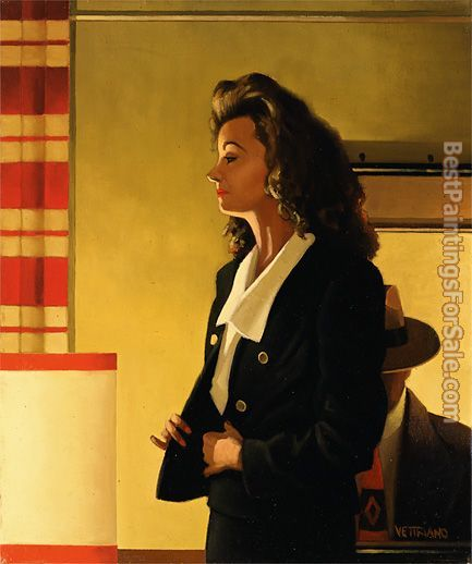 Jack Vettriano Just Another Saturday Night