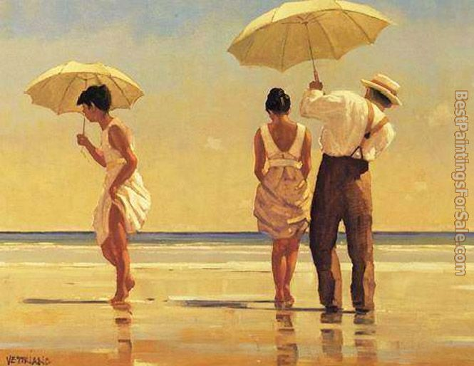 Jack Vettriano Mad Dogs