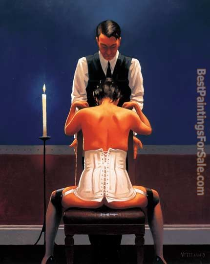 Jack Vettriano The Perfectionist