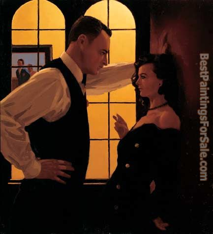 Jack Vettriano The Trap
