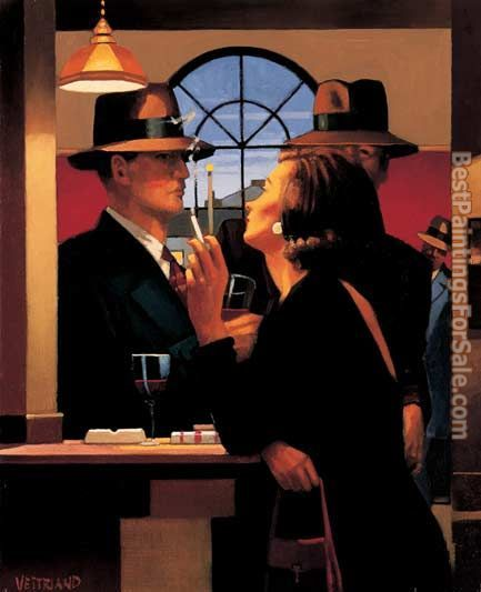 Jack Vettriano The Twilight Zone