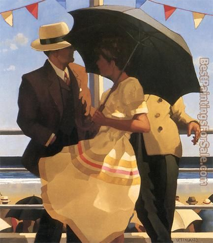 Jack Vettriano The Unorthodox Approach