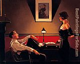 Jack Vettriano A Mutual Understanding painting