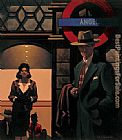 Jack Vettriano Angel painting