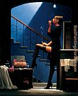 Jack Vettriano Dancer for Money painting