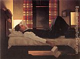 Jack Vettriano Heartbreak Hotel painting